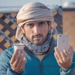 Наследный принц Хамдан бин Мохаммед аль-Мактум