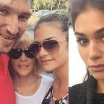 Вера Глаголева вывела дочь в свет