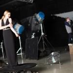 Мэдэгма Доржиева сняла в Москве клип на песню «Залуушуул»