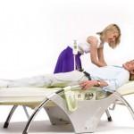 Отзывы врачей о массажной кровати Нуга Бест (Nuga Best)