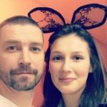Владимир Кристовский женился на Ольге Пилевской