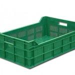 Пластиковые ящики для хранения овощей и фруктов