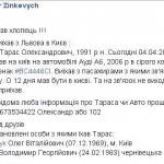 Пропавший водитель «блаблакар» оказался секретарем суда в Львове