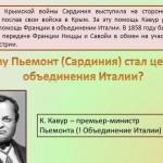 Объединение Италии в восприятии русских современников Рисорджименто