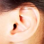 Шарик в мочке уха