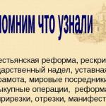 Составление уставных грамот. Реформа 1863 г. в Литве, Белоруссии и на Правобережной Украине