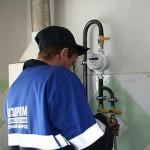 Установка газовых счётчиков Кривой Рог, подключение газа, газ в частном доме