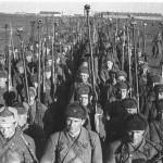 Польские удары в спину Красной Армии