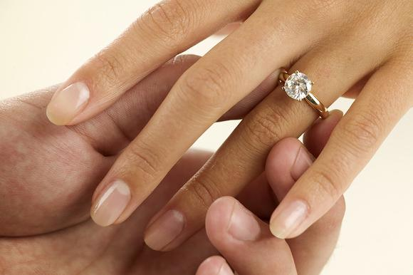 Beautiful David Yurman Engagement Rings On Finger  MatvukCom