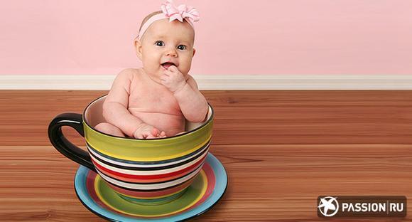 Почему ребенок срыгнул фонтаном сразу после еды