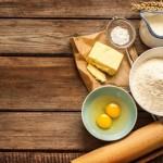 Пресное тесто для вареников и пельменей