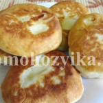 Рецепт бабушкиных пирожков – тесто на кислом молоке