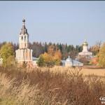Монастыри Московской области